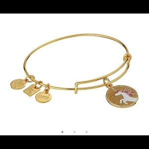 Alex and Ani Unicorn Bangle